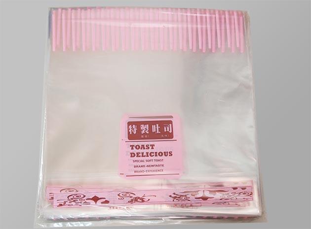 D003-OPP特製吐司袋(30cm) 1