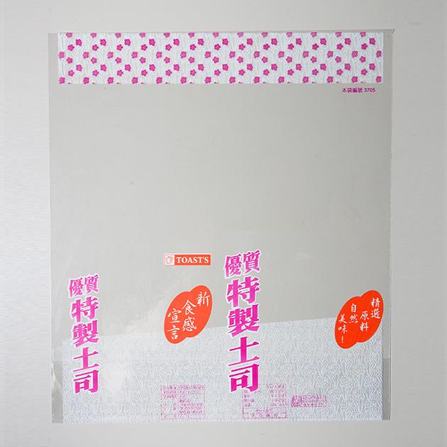 D001-OPP特製吐司袋(28cm) 3